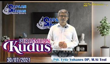 Embedded thumbnail for Sapaan Harian 30 Juli 2021