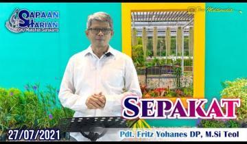 Embedded thumbnail for Sapaan Harian 27 Juli 2021